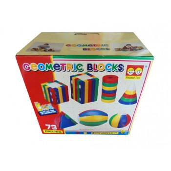 Geometric Blocks (73 pcs)